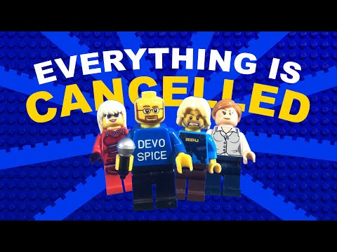 """""""Everything Is Cancelled"""" by Devo Spice"""