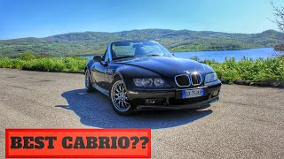 BMW Z3 - Test Drive by Six Wheels Miglior cabrio??