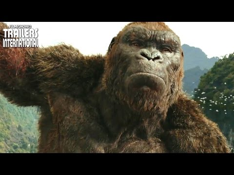 映画『キングコング:髑髏島の巨神』特別映像(Kong is King)【HD】