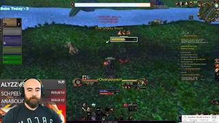 Bajheera - How the HORDE Repay Kindness ... WTF?! - WoW Classic Warrior World PvP