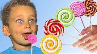 Learn Colors with candies from MarkLand