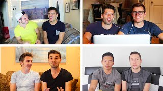 One of Michael Rizzi's most viewed videos: Gay Couples React to Anti-Gay Marriage Ads