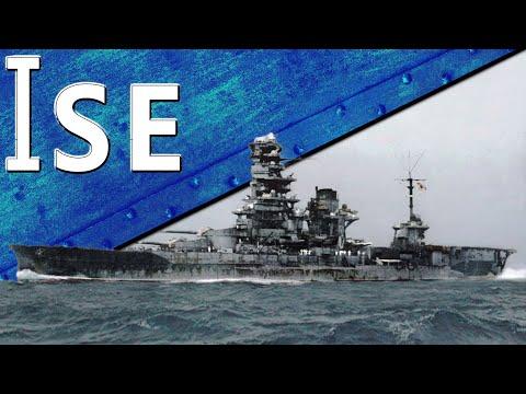 Только История: линкор-авианосец Ise