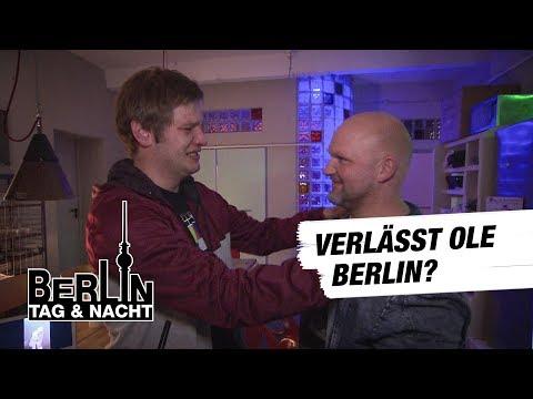 Berlin - Tag & Nacht - Verlässt Ole Berlin? #1608 - RTL II