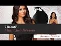 7 Beautiful Mini Club Dresses Amazon Fashion