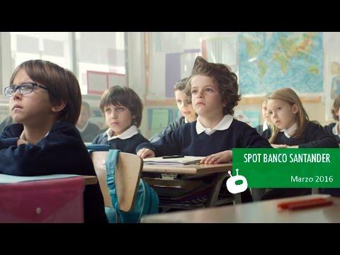 Spot Banco Santander