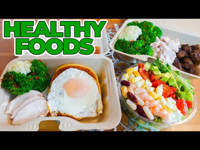 HEALTHY FOODS - CIBO A DOMICILIO IN GIAPPONE Ep 42