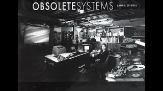 Laurie Spiegel - Three Modal Pieces: 3. A Myth