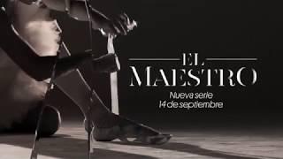 Llega El Maestro con Julio Chávez  La Nueva Serie de TNT  desde el 14 de septiembre.