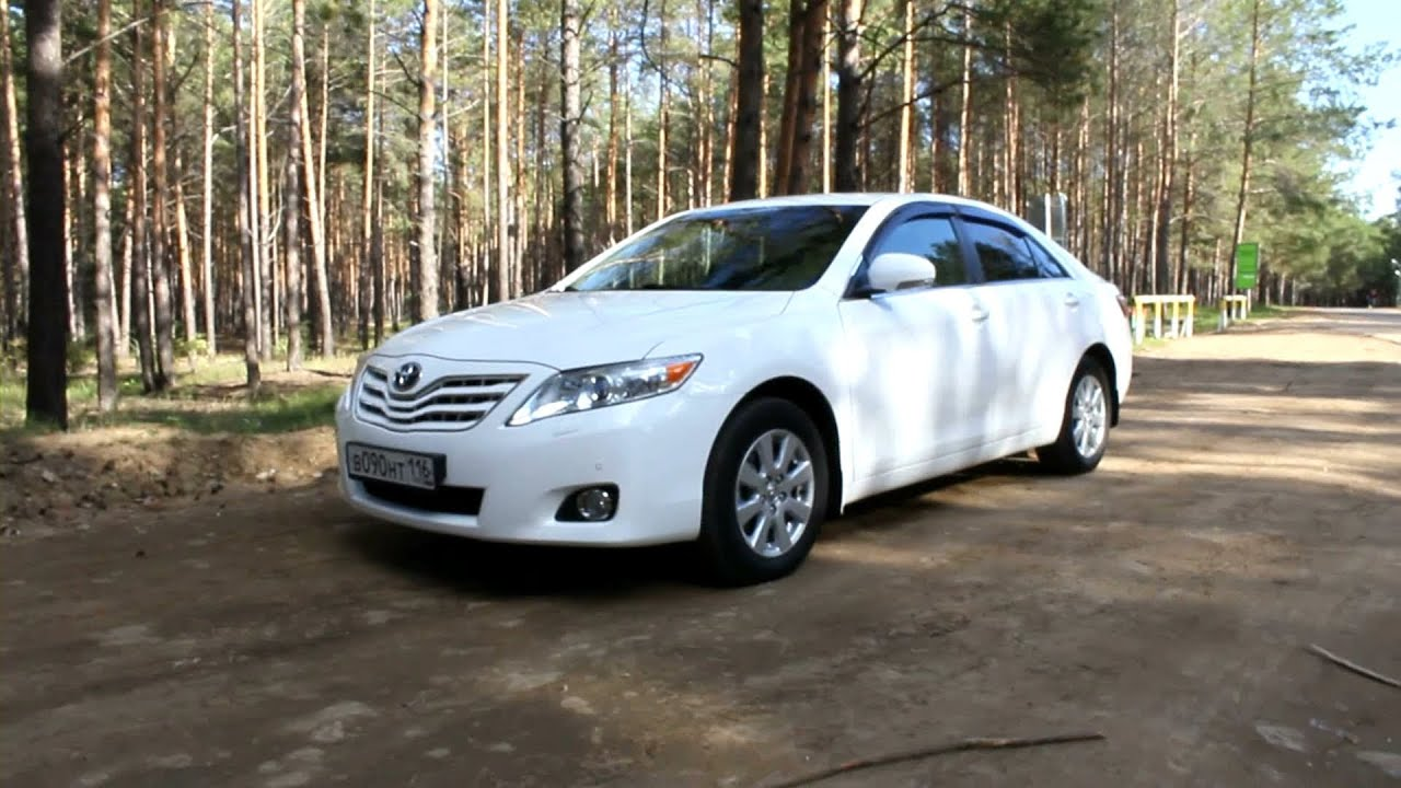 2010 toyota camry start up engine and in depth tour youtube. Black Bedroom Furniture Sets. Home Design Ideas