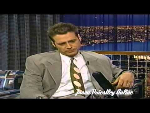 Jason Priestley Conan Interview 2002