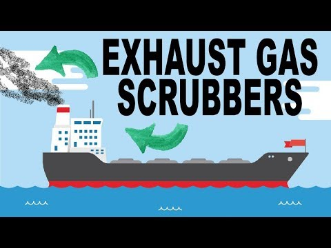 Exhaust Gas Scrubbers