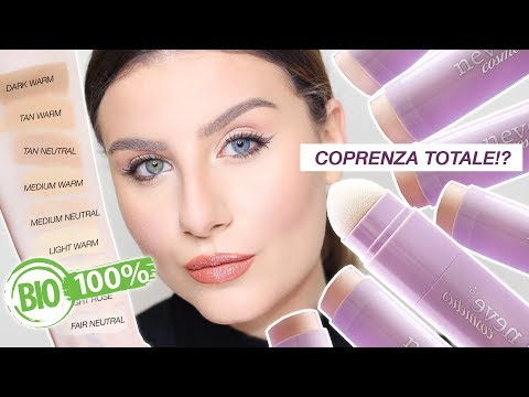 🔥Top o Flop?⚡️NUOVO Fondotinta bio STAR SYSTEM by Neve Cosmetics - Recensione, Tutorial & Swatches