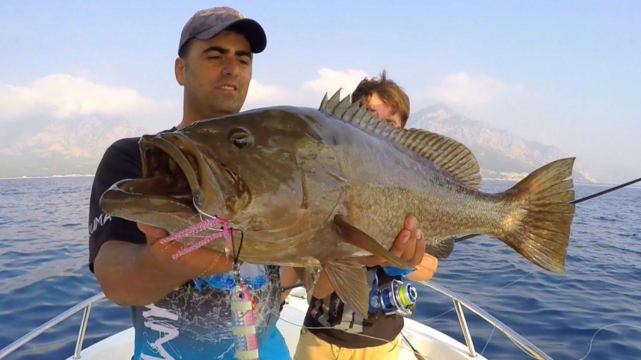 Antalya'nın Kayıp Canavarını Yakaladık / Lost Monster Of Antalya