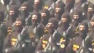 68th Republic Day: NSG commandos debut in parade at Rajpath