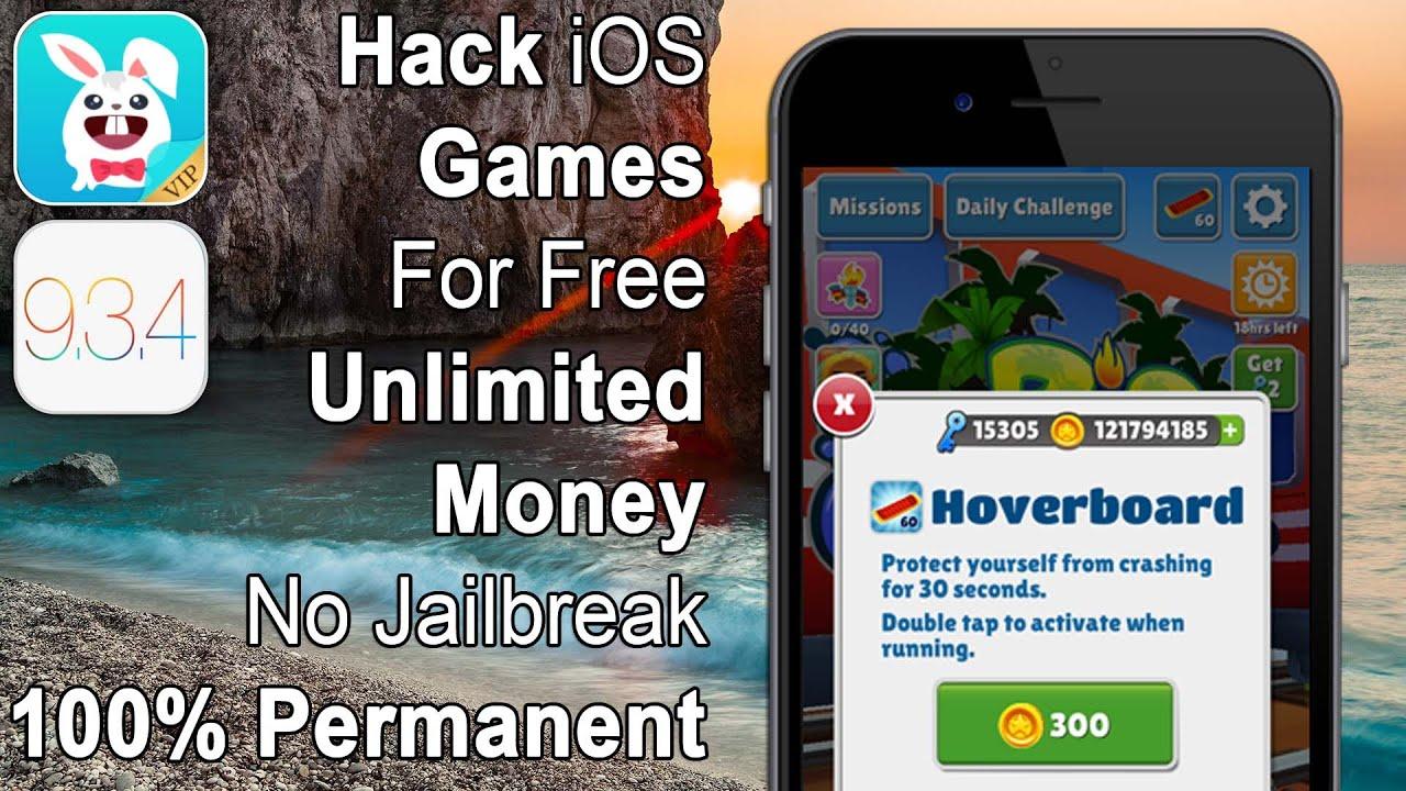 iphone 5 spiele hacken