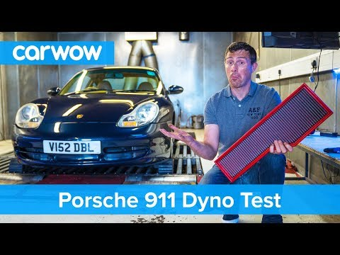 Does a performance air filter give you more power? I fitted one to my Porsche 911 to find out!