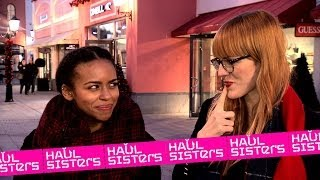 Designer Outlet Neumünster Teil 1 ★ Haul Sisters - Vicky & Aimee