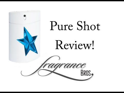 A*men Pure Shot (Pure Energy) by Thierry Mugler Review! Just