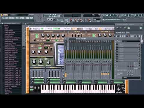Dubstep yar/rawr/roar/wah sound tutorial