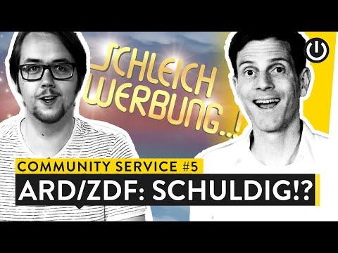 ARD und ZDF: Best of Schleichwerbung | Community Service