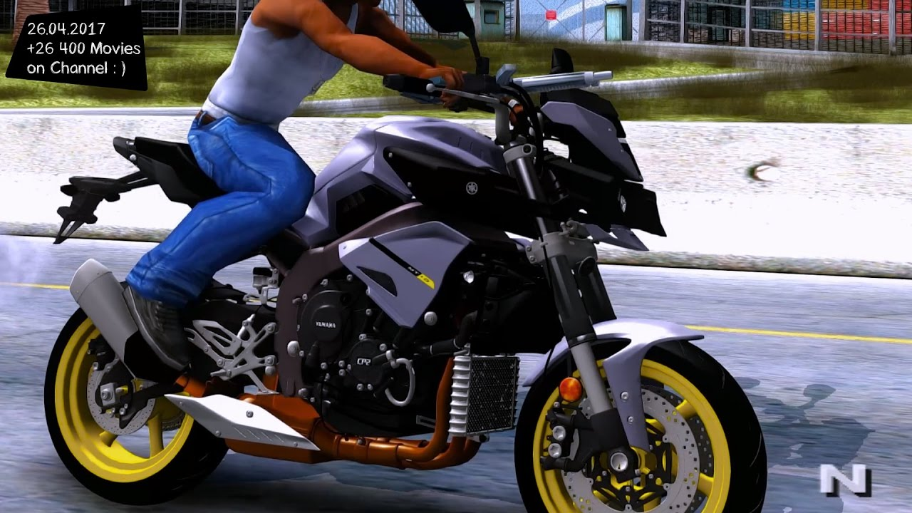 2017 yamaha mt 10 new enb top speed test gta mod future. Black Bedroom Furniture Sets. Home Design Ideas