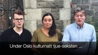 Det Norske Solistkor (Oslo kulturnatt 2016)