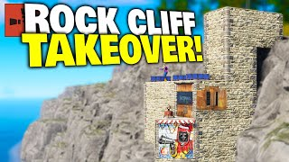 I Lived on a Giąnt Rock Cliff as a Solo for a Week - Rust