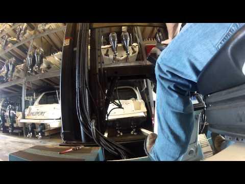 Dry Storage Marina Forklift