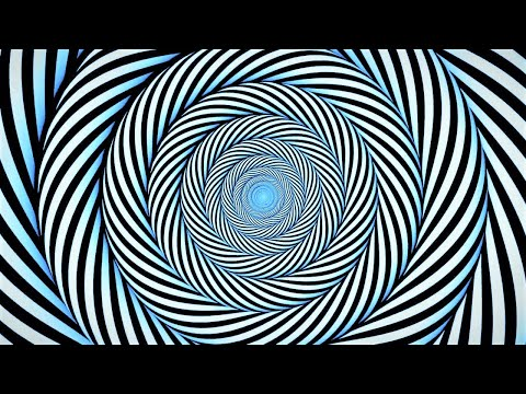 TOP 5 Optical Illusions with Natural HALLUCINOGEN Effects