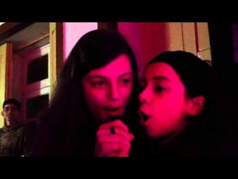 Banda Onda Azul - com as Ondaazuletes mais novas da festa - Vascoveiro 2013