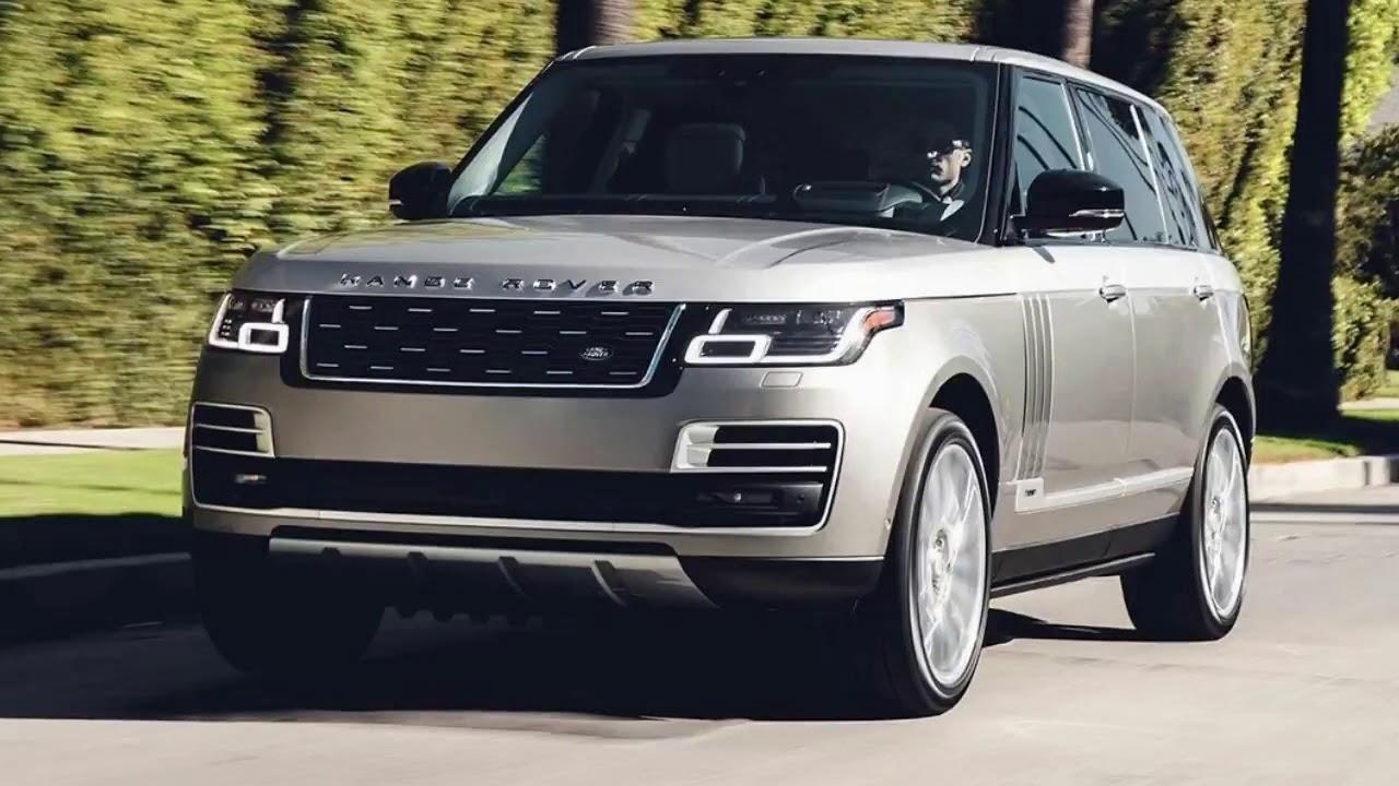 2018 range rover sv coupe revealed youtube. Black Bedroom Furniture Sets. Home Design Ideas