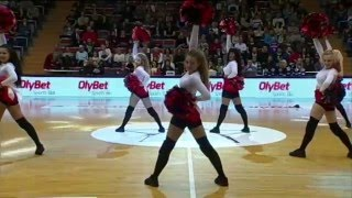 Download BK Jelgava Cheerleaders / Pussycat dolls - When I Grow Up / 2016 MP3 song and Music Video