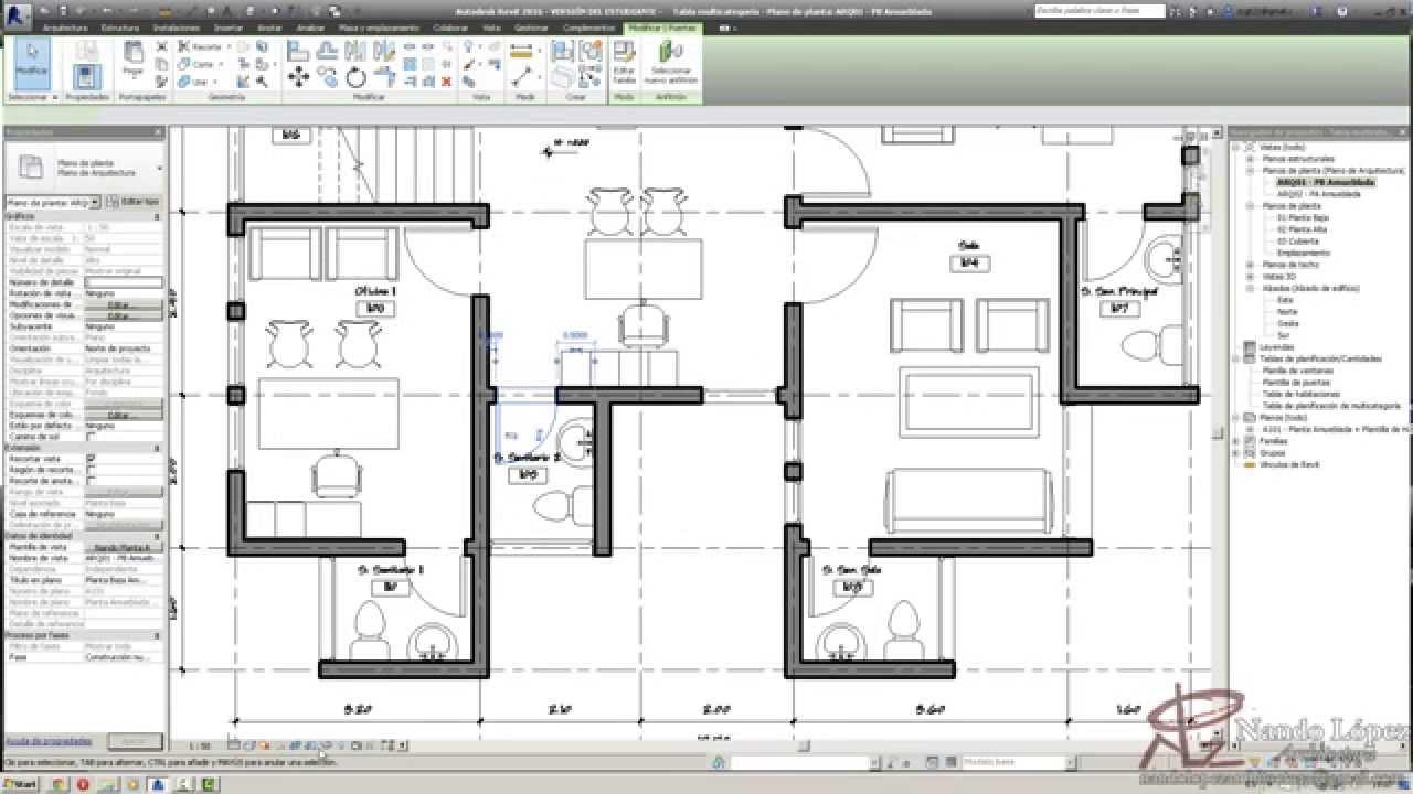 Revit tabla multicategor a plantilla de puertas y for Simbologia de puertas en planos arquitectonicos