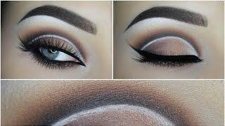 Brown cutcrease - Toofaced Stardust eyepalette