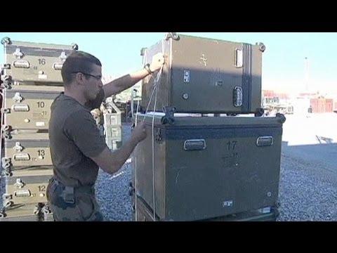 France combat troops end Afghan mission