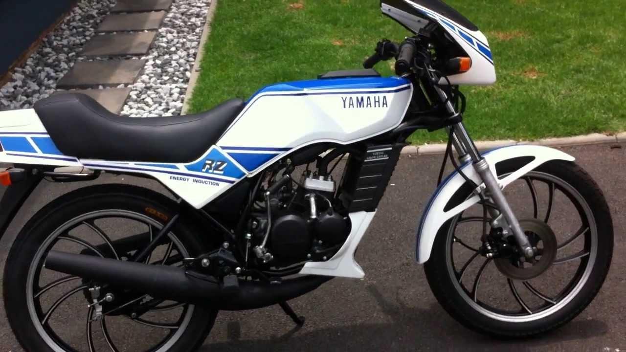 Yamaha Rz Specs