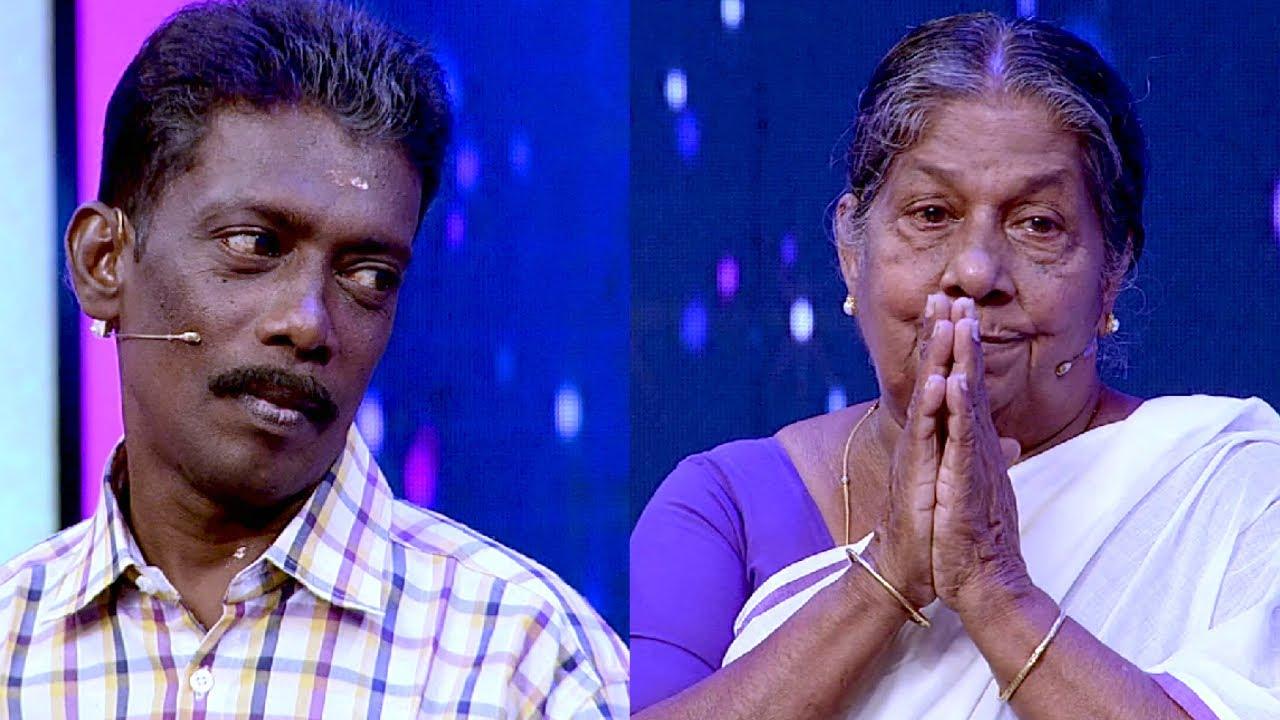 #ThakarppanComedy I Sethu Lakshmi Amma for her son Kishore ..!!! I Mazhavil Manorama