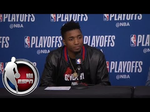 Donovan Mitchell says Utah Jazz fans are 'relentless' | NBA on ESPN