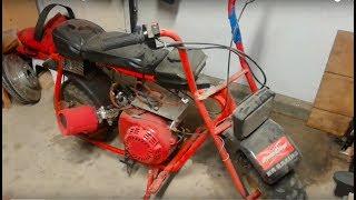 Download - Custom Baja Doodle Bug Mini Bike 212 CC Predator Motor