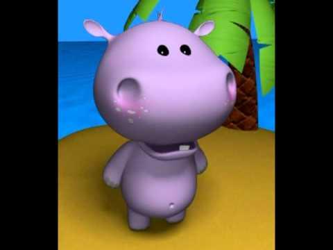 Talking Baby Hippo - Canta Nillo Torres  - Não Nega