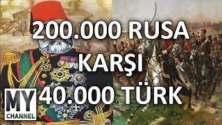 Gazi Osman Paşa-EFSANEVİ PLEVNE SAVUNMASI