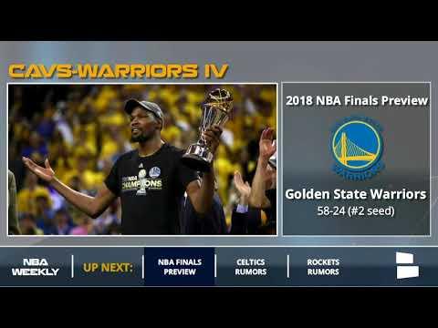 2018 NBA Finals Preview & Predictions: Warriors vs. Cavaliers