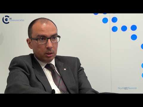 South EU Summit Interview With Anton Buttigieg - CEO Of TradeMalta (1/3)