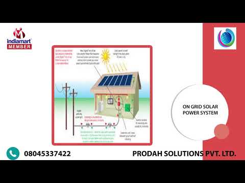 Solar Power Systems Service Provider
