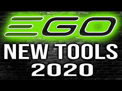EGO TOOLS BRAND NEW 2020 AND MORE