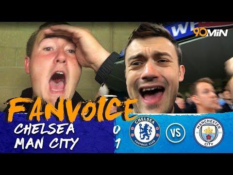 De Bruyne goal gives Man City huge win at Stamford Bridge!   Chelsea 0-1 Man City   90min FanVoice