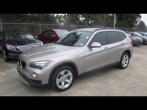 2014 BMW X1 S-Drive28i Start Up/ Walkthrough
