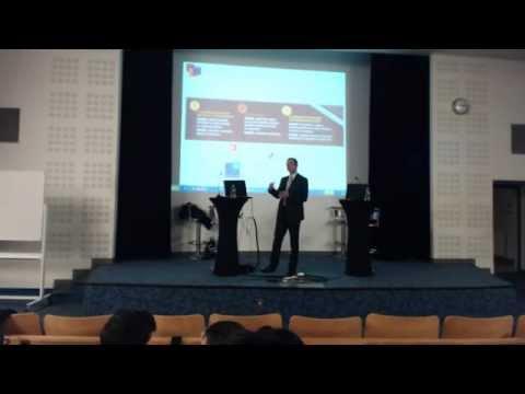 Conférence : Les métiers de la banque