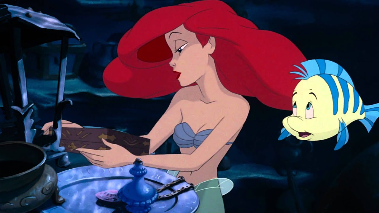 3d Animated Snake Live Wallpaper The Little Mermaid Part Of Your World Hd 1080p Youtube